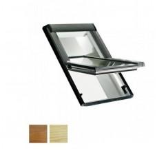 Мансардные окна/Designo R4 с центральной осью поворота створки
