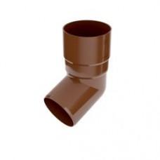 Bryza/Колено трубы 67,5 градусов Bryza диаметр 90