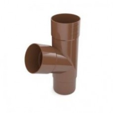 Bryza/Тройник трубы Bryza диаметр 90