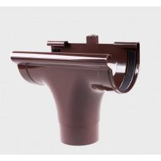 Водосток Profil для крыши/Ливнеприемник проходной PROFIL
