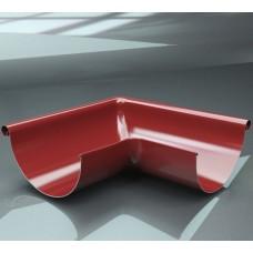 Металлический водосток Premium Raiko/Угол желоба Райко 90 наружный - внутренний