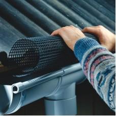 Водосток Profil для крыши/Защитная сетка от листвы для водостока