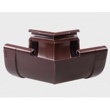 Водосток Profil для крыши/Угол наружный 90 желоба PROFIL