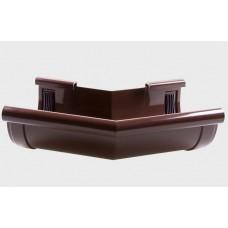 Водосток Profil для крыши/Угол внутренний 130 желоба PROFIL